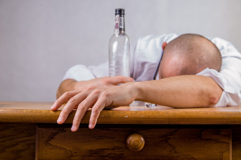 Work-Related Stress and Problem Drinking